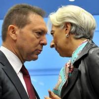 Skuldavskrivningen för Grekland kommer