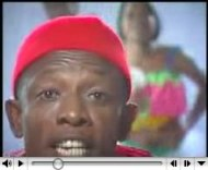 Video Clip from: Osuofia - I Go Chop Your Dollar - A clip from the video.