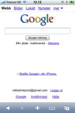 Google vill använda din nuvarande plats