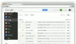 Google bygger in sökrutan i topp-menyn