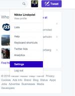 Exportera din blocklista på Twitter – så här gör du
