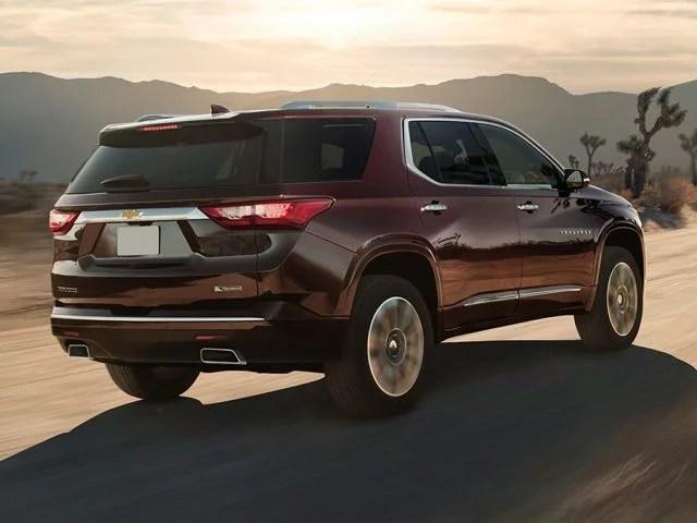 U 2019 Chevrolet Traverse LS In Woodbridge VA Lindsay