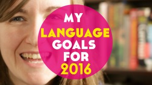 Clear the List January 2016 – My Goals for the Year!
