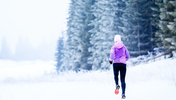 Don't Let Cold Weather Dampen Your Fitness Routine