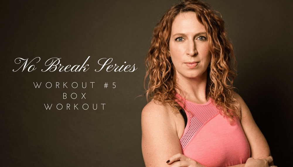 15-Minute No Break Box Workout