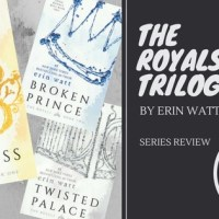 These Royals Will Ruin You -- The Royals Trilogy by Erin Watt {Book Series Review}