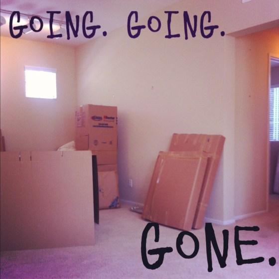 Moving Back