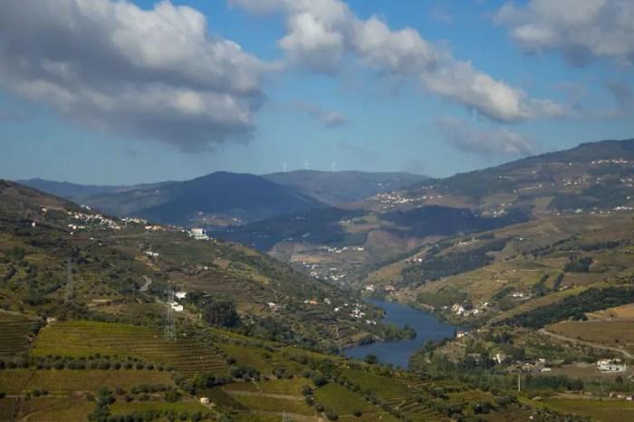 Vale du Douro entre Régua e Lamego
