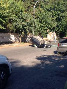 incidente balduina