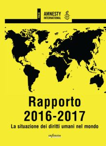 Rapporto Amnesty International