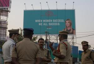 Ivanka Trump in India