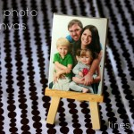 Mini Photo Canvas