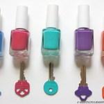 Nail Polish + Keys…