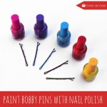 Nail Polish Bobby Pins