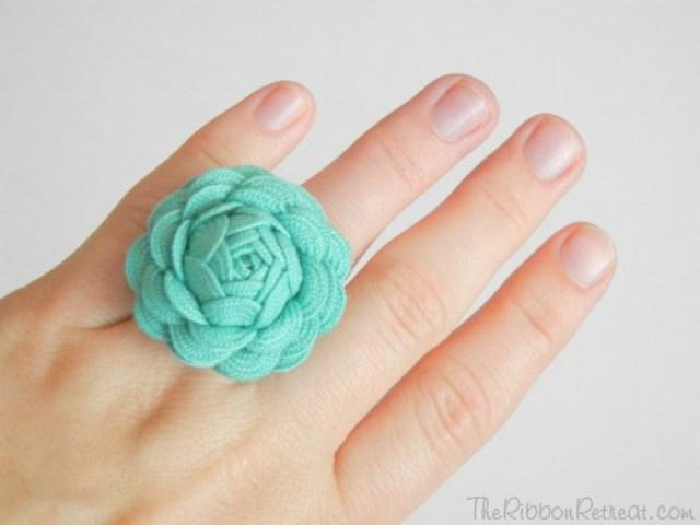 20 Beautiful DIY Rings - Lines Across