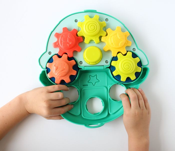 playskool gears 3
