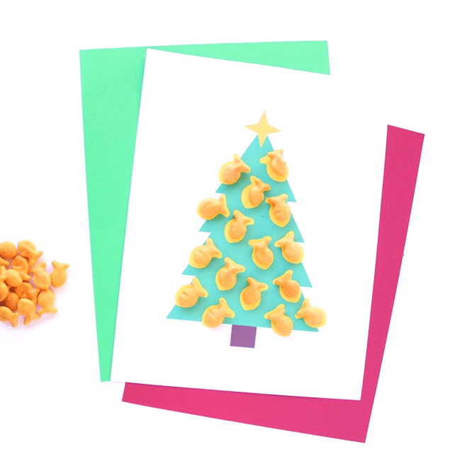 Goldfish® Crackers Christmas Activity Sheets
