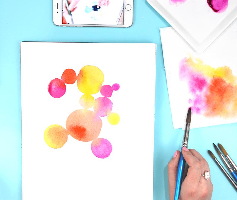 Creativebug Watercolors 4