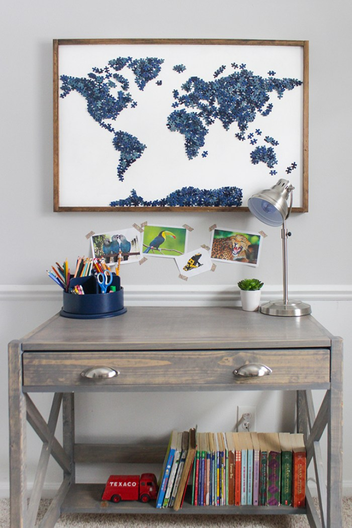 22 Recycled Crafts For Earth Day Lines Across