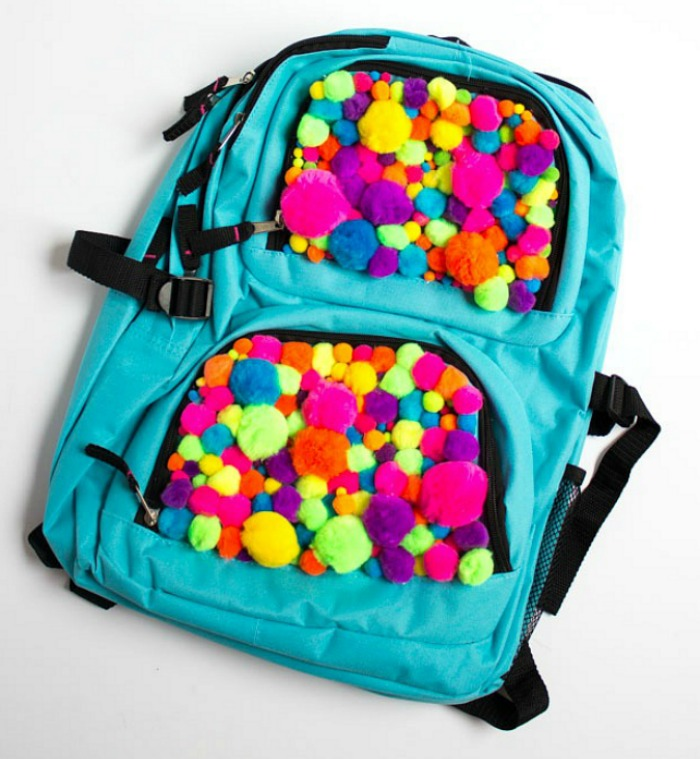 diy-pom-pom-backpackbacktoschool