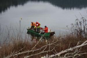 J. D. Fowler Bore Into Columbia River (2)