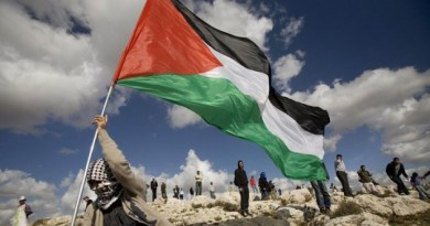 palestina e bandiera