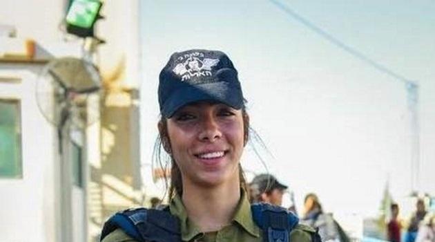Liron, soldatessa ferita gravemente alla gola un anno fa, oggi è ufficiale