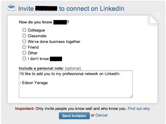 15 Erros básicos a evitar no Linkedin para quem procura emprego