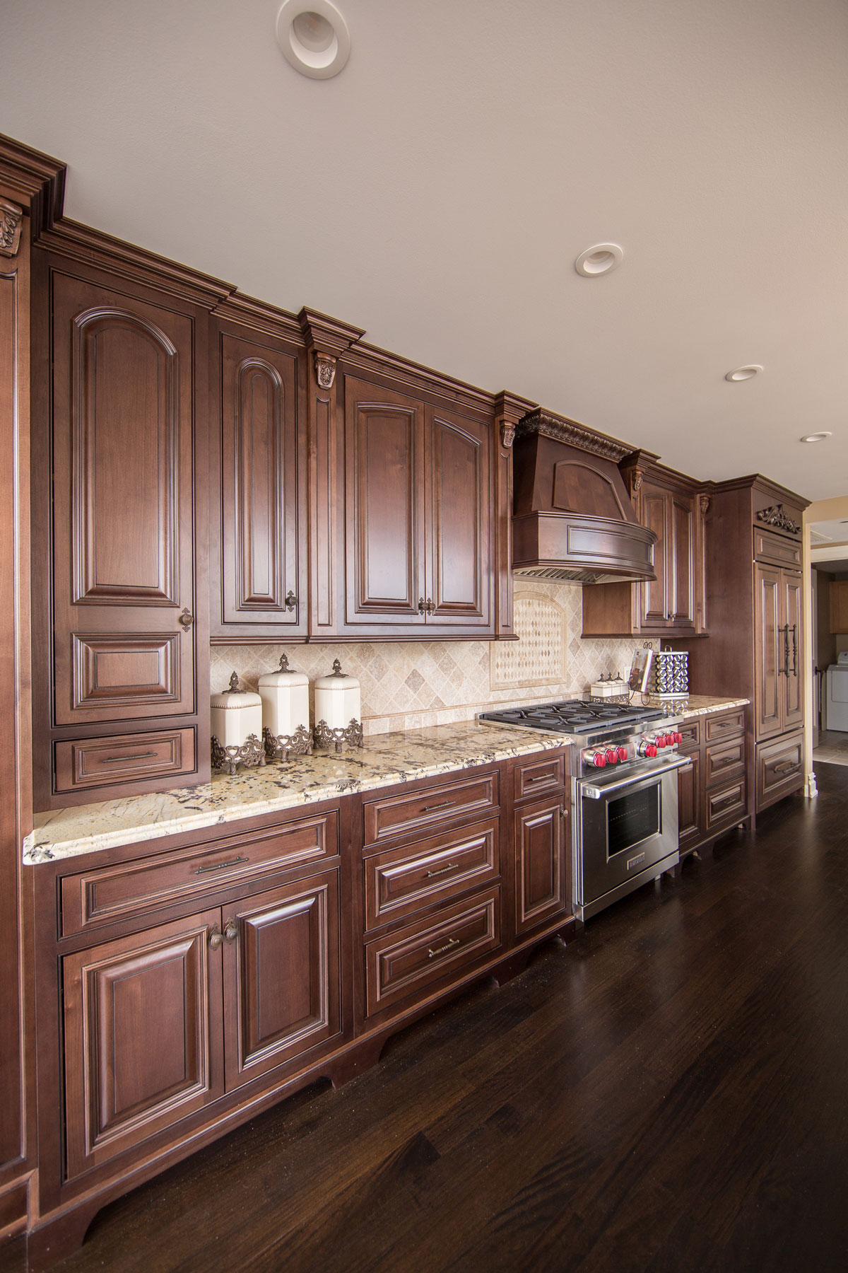 kitchen and bathroom remodeling kitchen remodeling chicago Chicago Condo Custom Kitchen Remodel