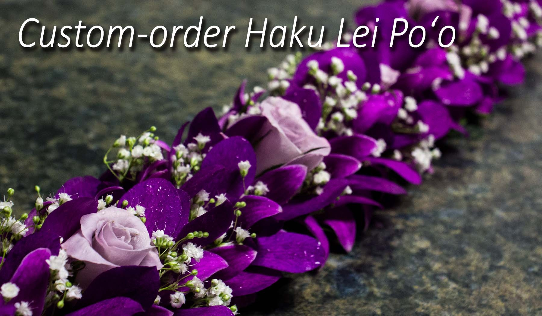 Lins lei stand fresh leis from hilo hawaii lins lei stand fresh flower leis from hilo hawaii izmirmasajfo Image collections