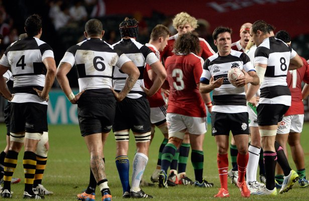 Barbarians v British & Irish Lions