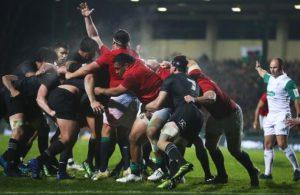 British & Irish Lions v Maori All Blacks 2017