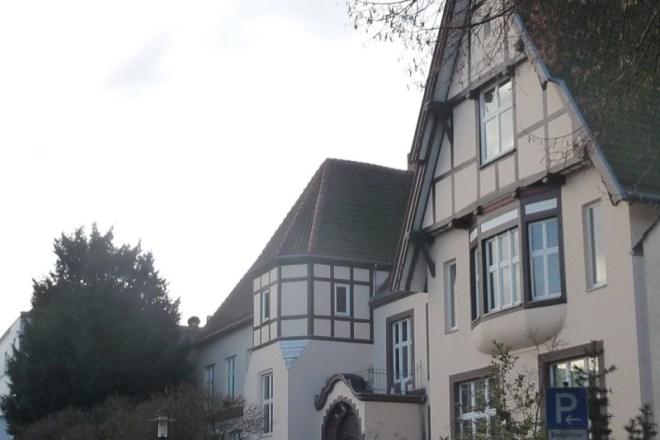 Foto: Ehemaliges Jugendzentrum in der Primkerstraße