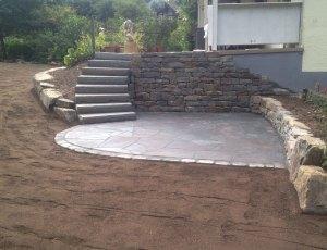 terrasse-trockenmauer