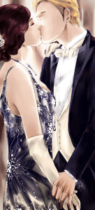 Downton Abbey Fan Art: Matthew Crawley and Lady Mary