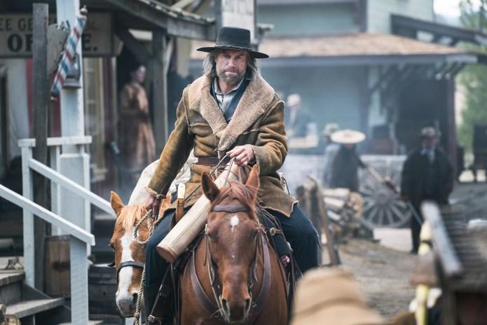 Hell on Wheels, Season 5 Episode 1, Chinatown, Anson Mount as Cullen Bohannon
