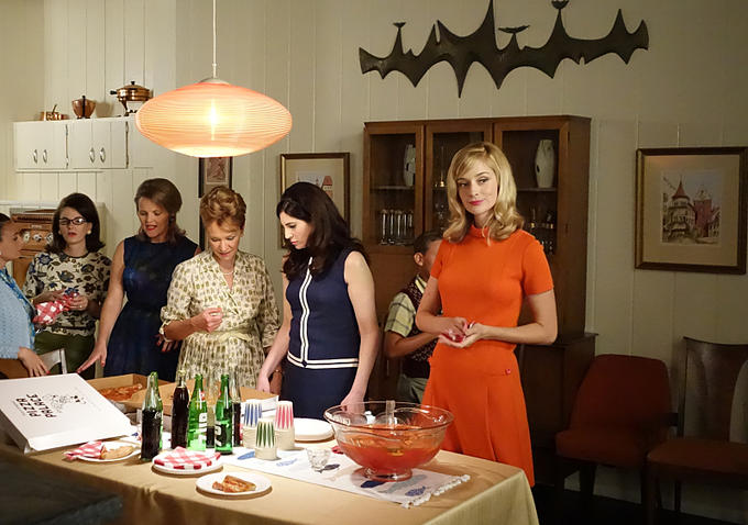 """Masters of Sex, """"High Anxiety"""", Libby hosts a party"""