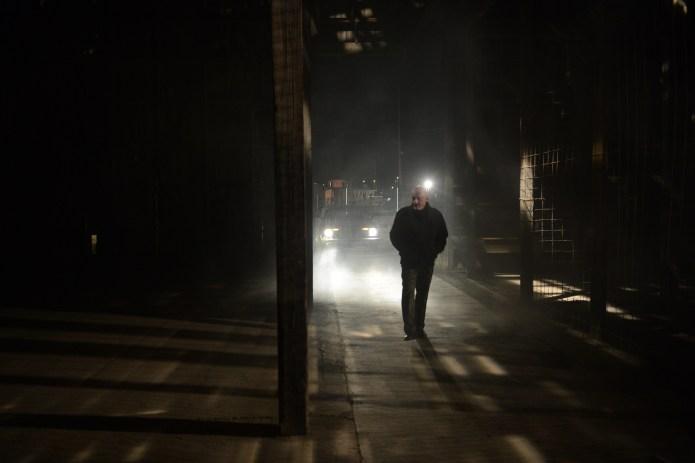 Jonathan Banks as Mike Ehrmantraut - Better Call Saul _ Season 2, Episode 3 - Photo Credit: Ursula Coyote/AMC