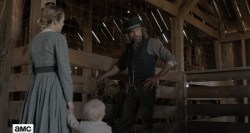 Hell on Wheels Episode 5.09: Return to the Garden