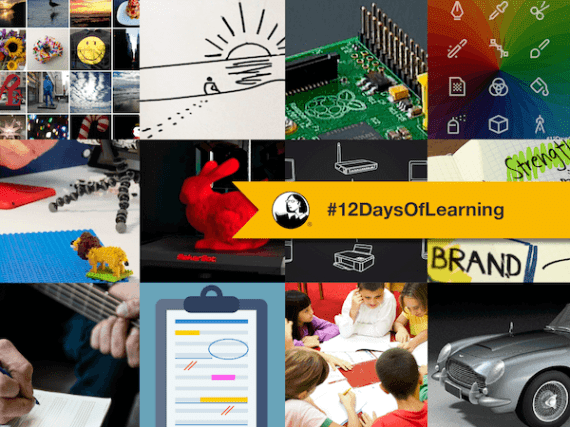 Lynda.com 12 Days of Learning