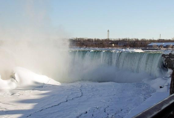 Niagara Fall - Horseshoe Falls