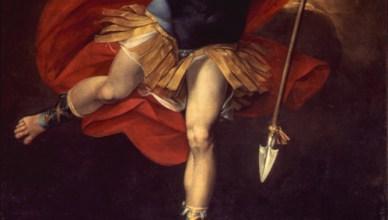 dipinto San Michele Arcangelo
