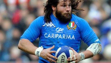 Martin Castrogiovanni rugby