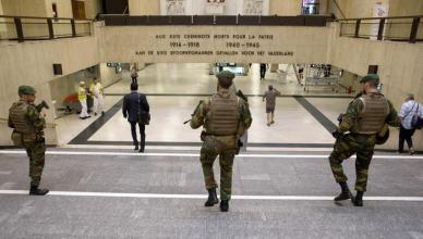 Bruxelles: riapre stazione centrale, ma aumentano controlli