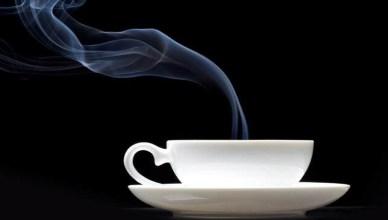 caffè bollente