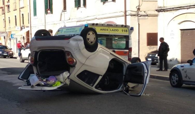 incidente borgonuovo