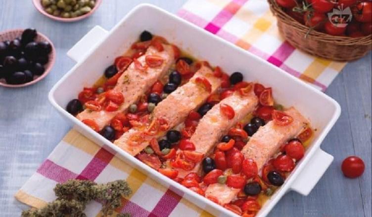 salmone mediterranea