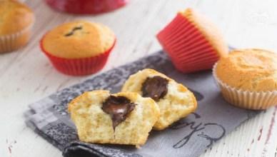 muffin cuore cioccolato