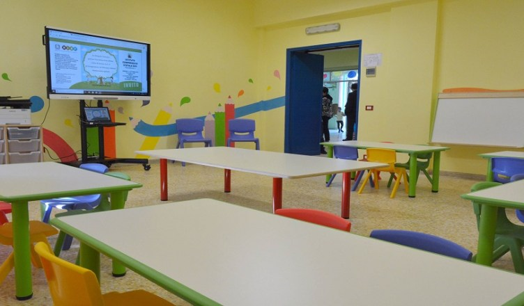 aula multimediale ripi