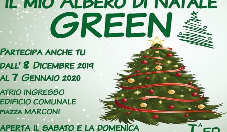 Natale Green Formia